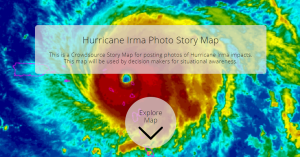 Hurricane story map